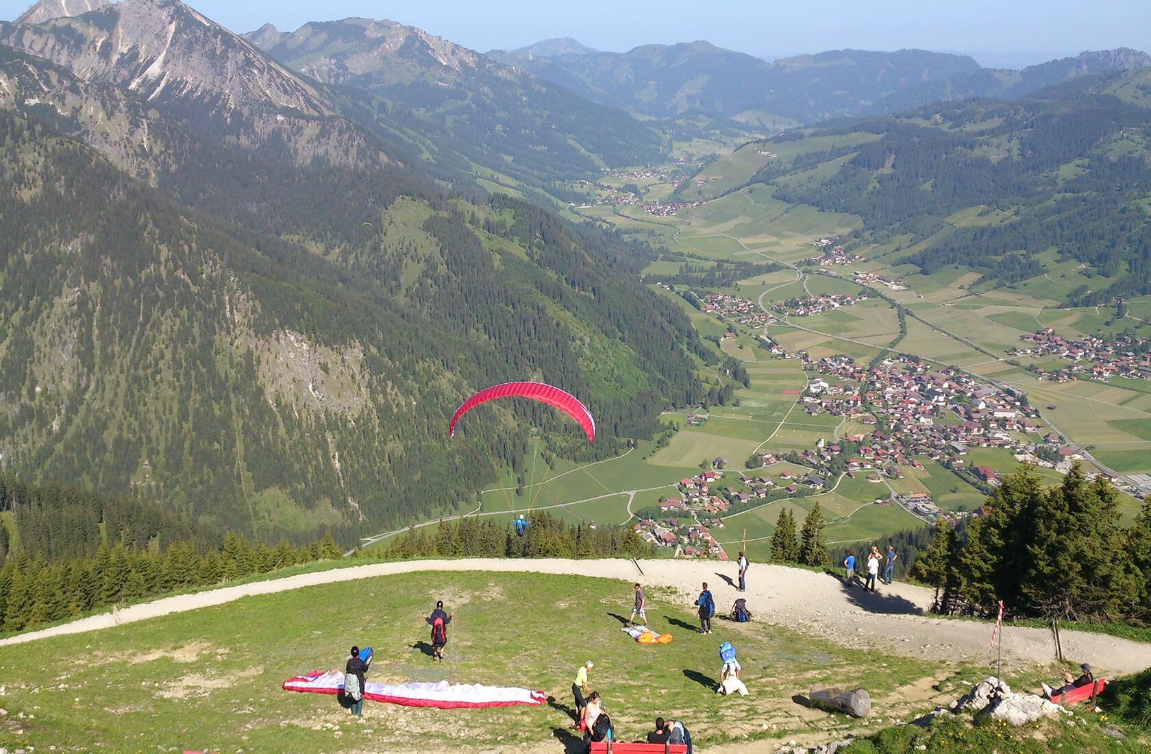 Sehenswerte Veranstaltungen im Tannheimer Tal