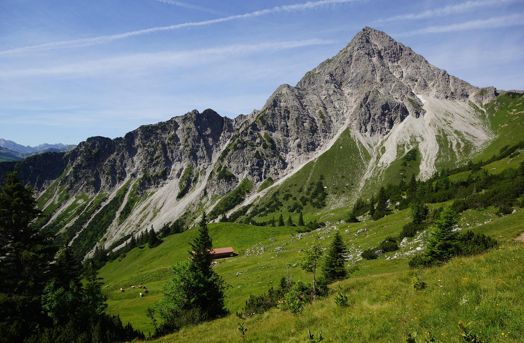 Wanderungen im Tannheimer Tal