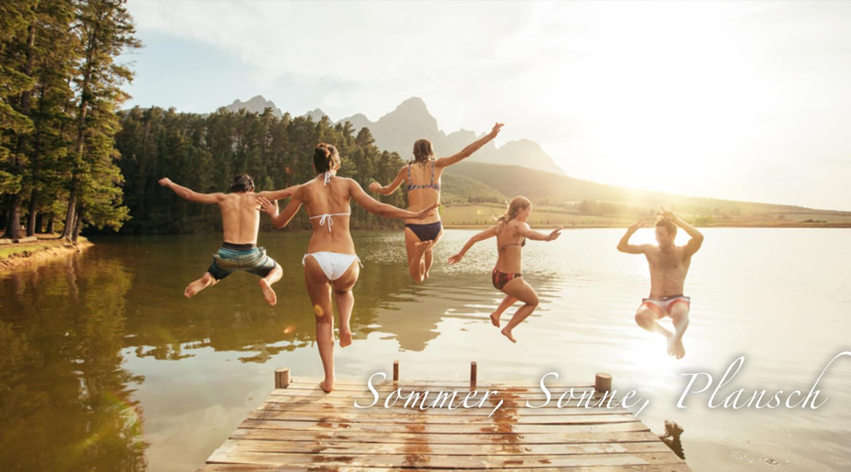 Urlaubspauschale Sommer am See im via Salina