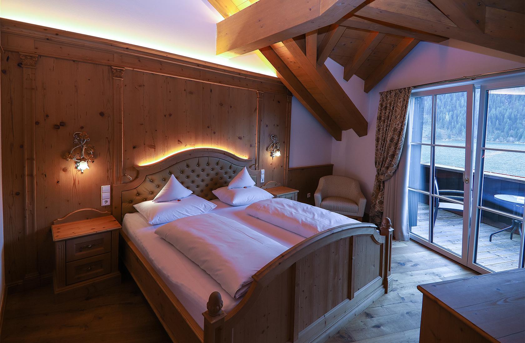 Getrennte Schlafzimer - Suite Panorama