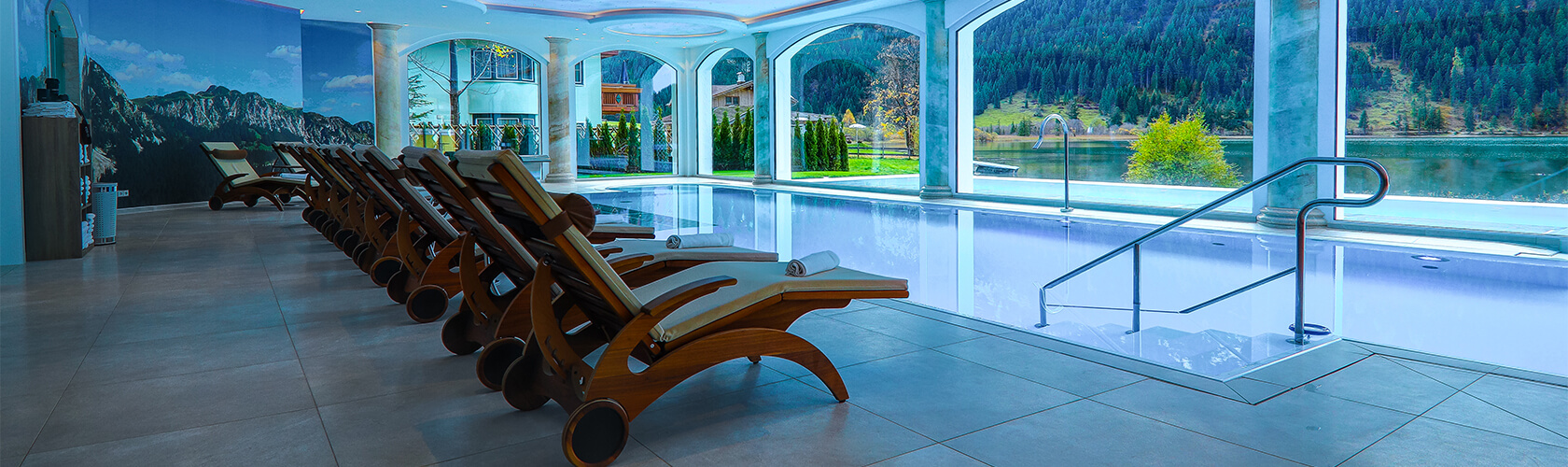 Wellness am Haldensee im Hotel Via Salina