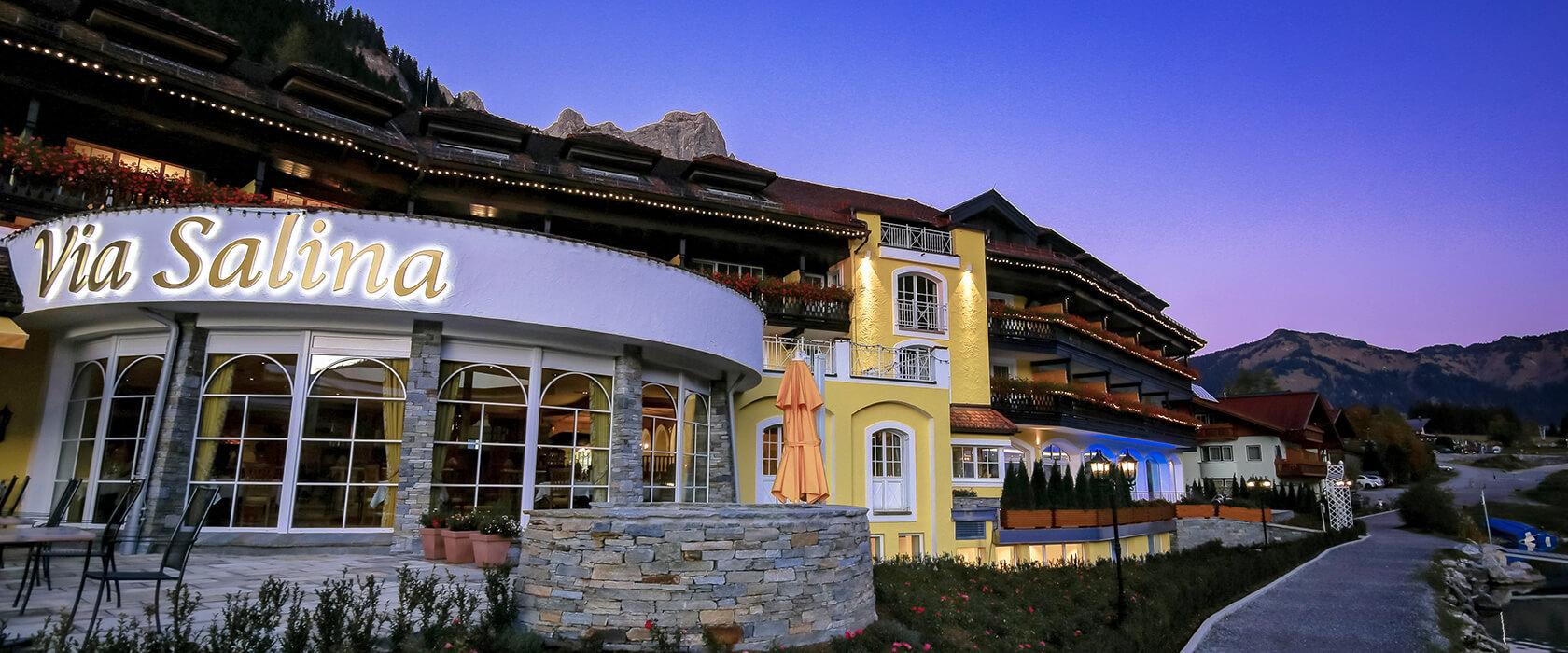 Zimmer - Inklusivleistungen - Hotel Via Salina