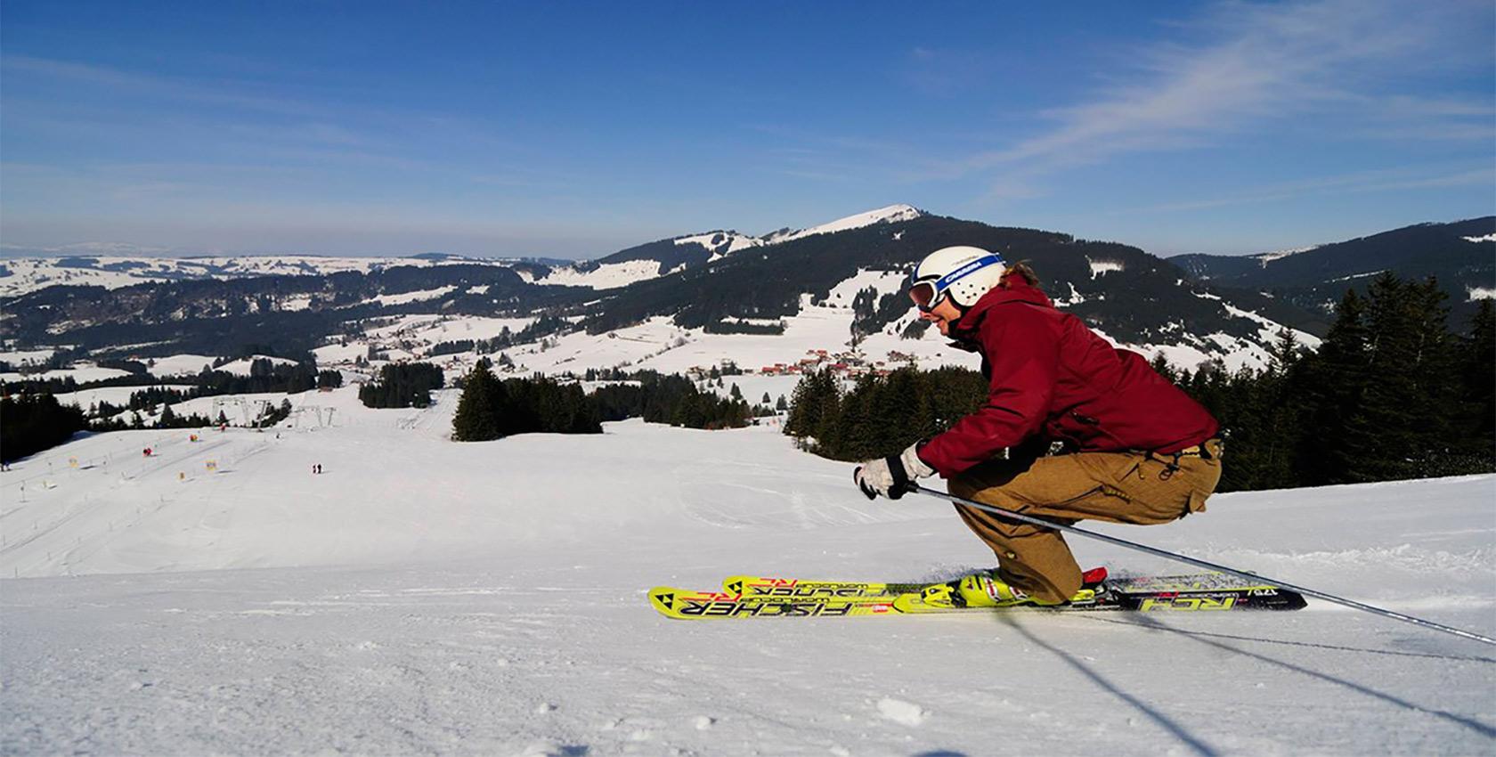 Wintersport in Tirol zum Skifahren und Snowboardfahren im Winterurlaub