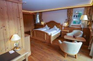 Geräumige und helle Zimmer - Standardzimmer Montana