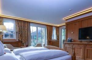 Zimmer mit Balkon - Standardzimmer Montana