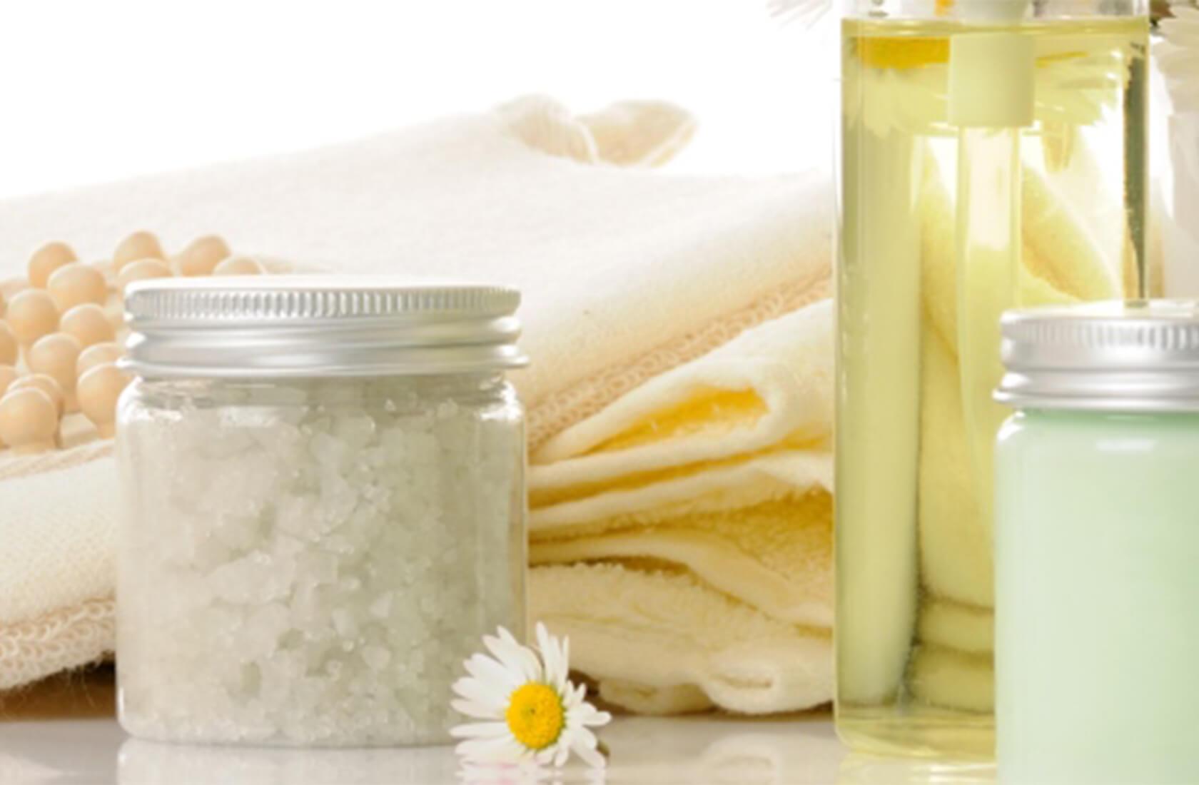 Kosmetik Produkte von Lancôme Wellness Anwendungen