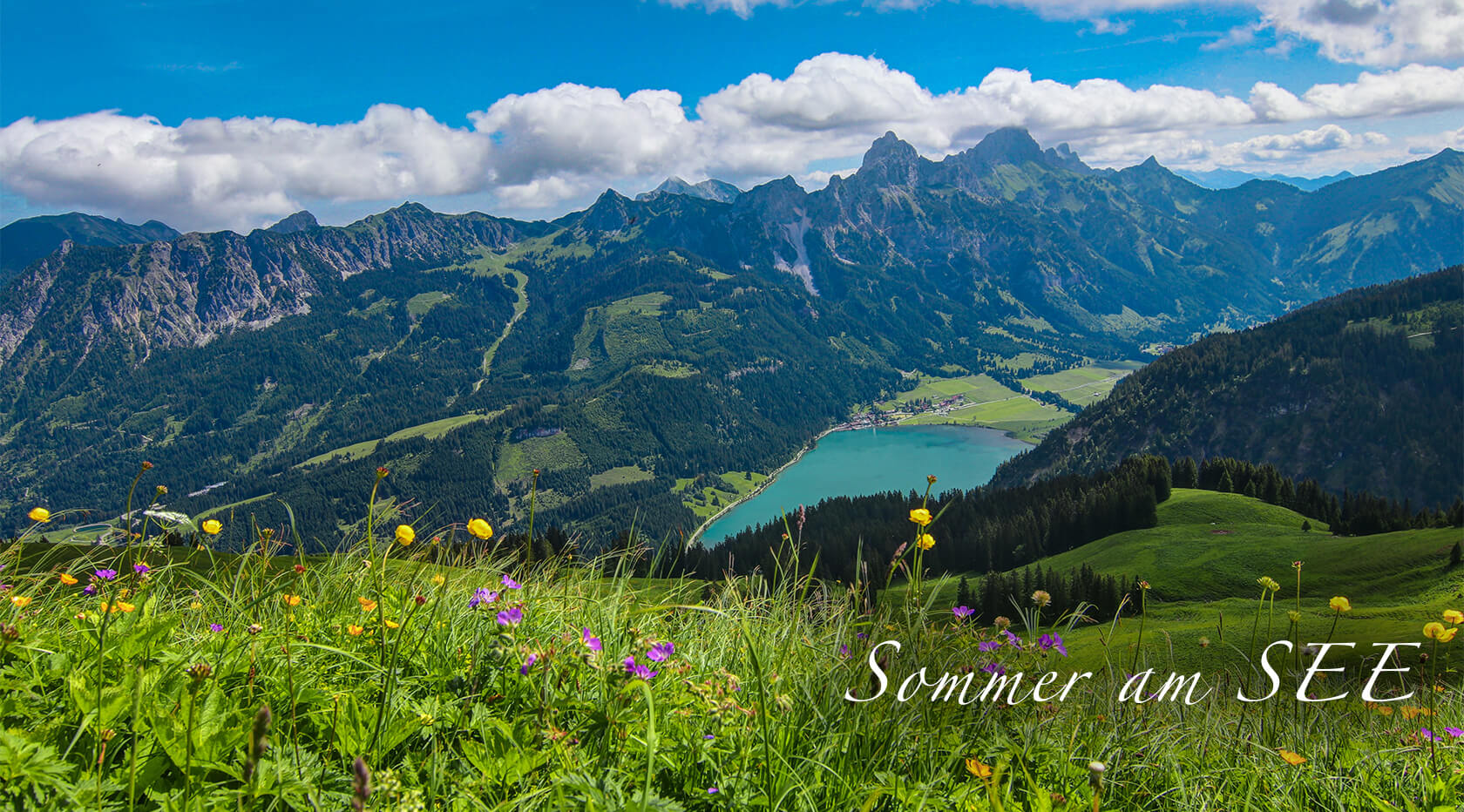 Sommer am SEE - Sommerarrangement - Hotel Via Salina
