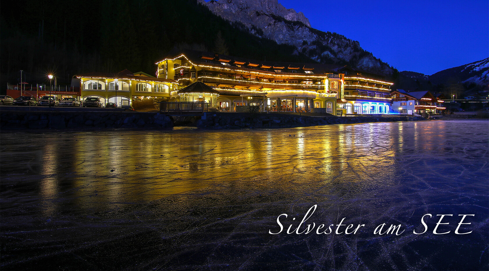 Silvester am SEE - Hotel Via Salina