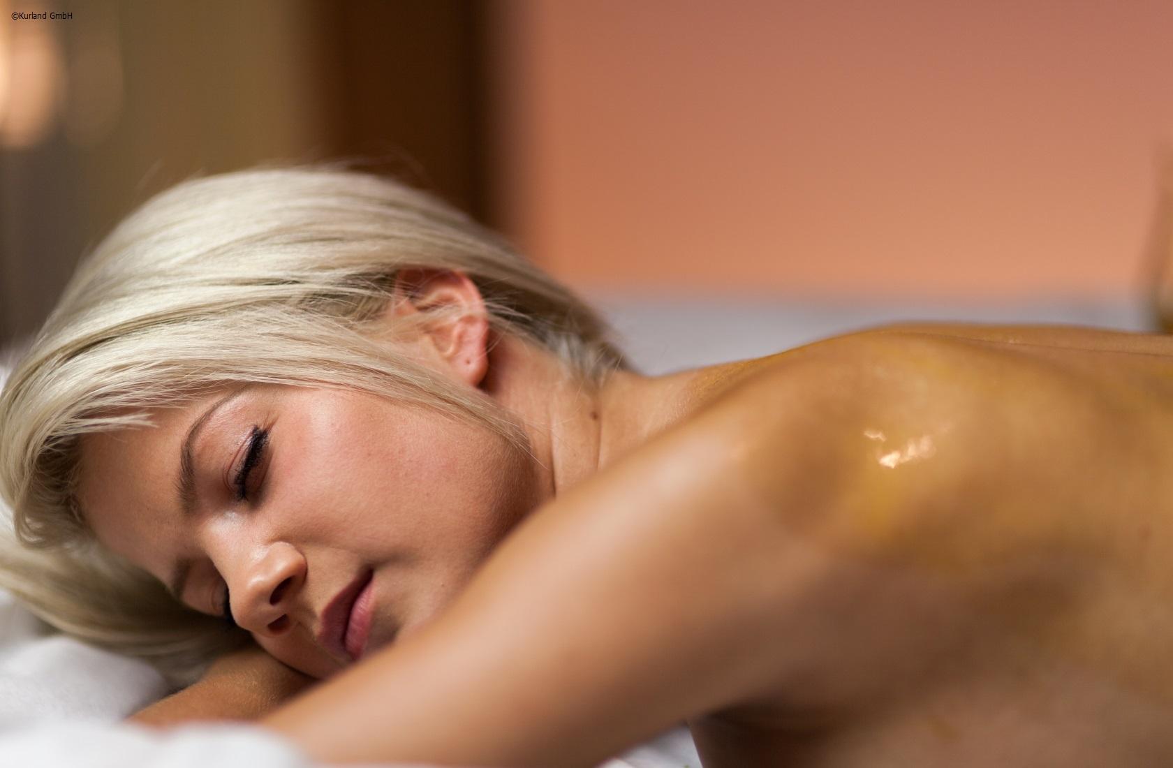 Lomi Lomi Nui - Hawaiianische Massage