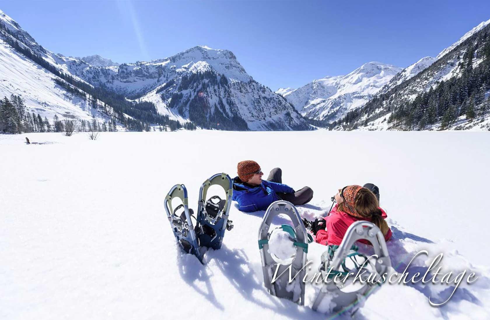 Winterkuscheltage - Gemütliche Tage zur Winterzeit - Winter am See im Hotel Via Salina