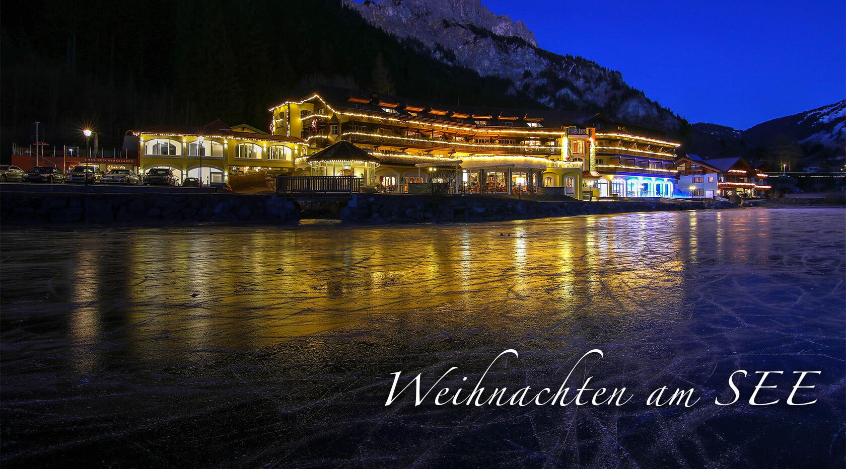 Weihnachten am SEE - Hotel Via Salina