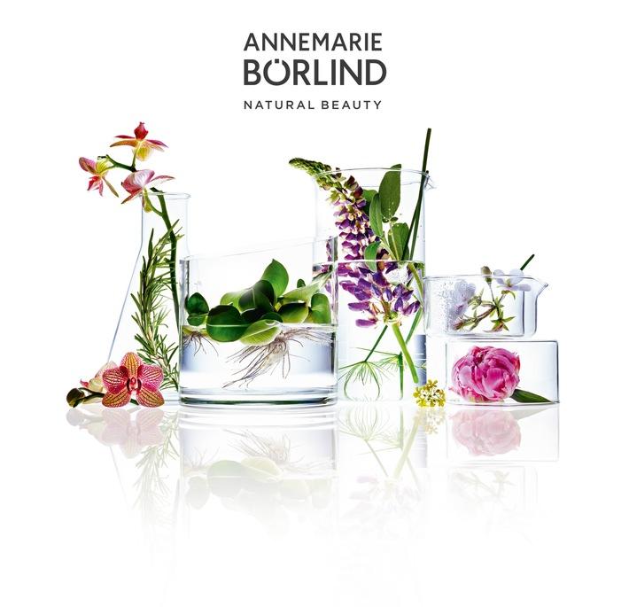 Gesichtspflegebehandlung im Hotel Via Salina mit Annemarie Börlind Naturkosmetik Produkten