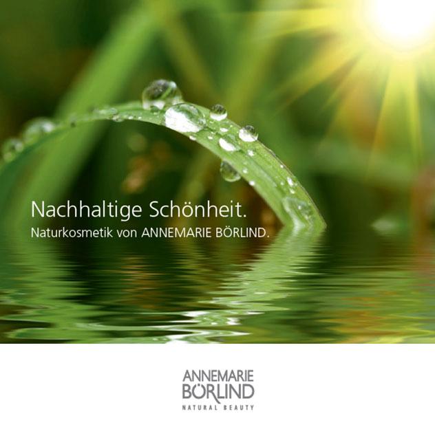 Pflegebehandlung und Kosmetik für Hände und Füße im Hotel Via Salina mit Annemarie Börlind Naturkosmetik