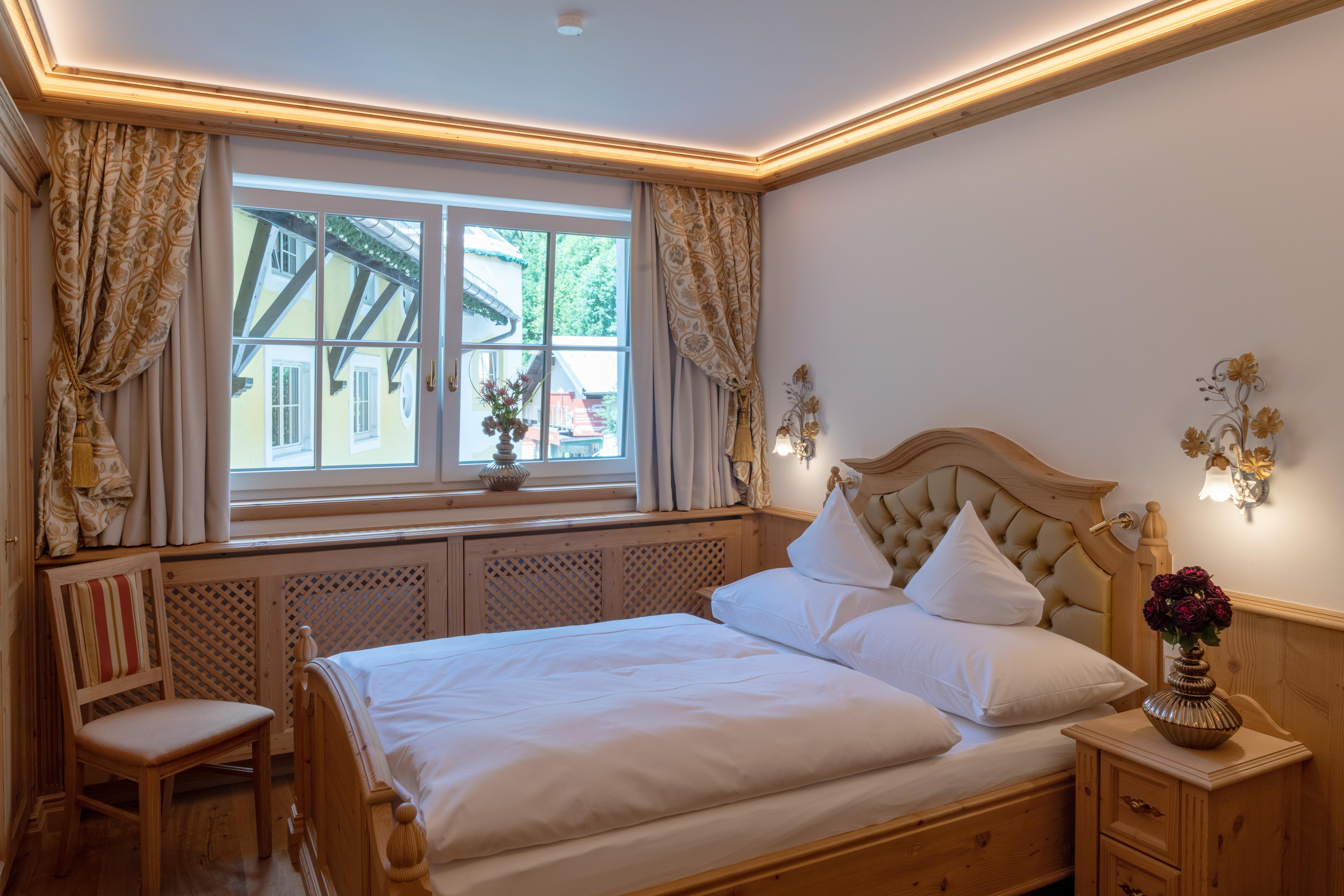 Hervorragendes Preis-Leistungsverhältnis beim Standardzimmer Luna - Hotel Via Salina