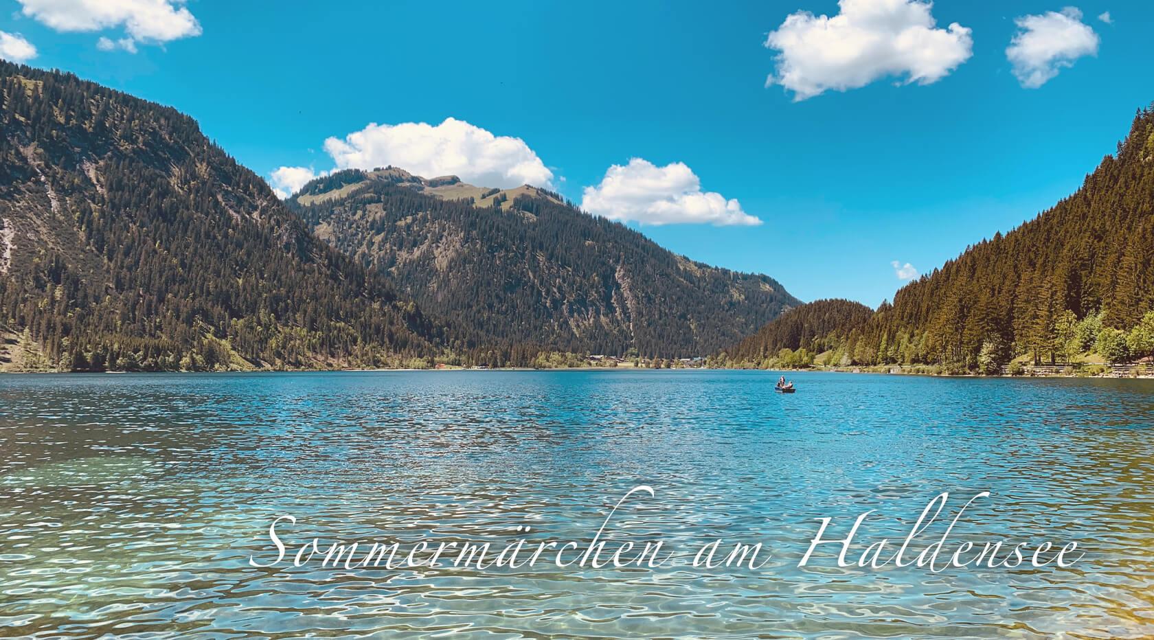 Urlaubspauschale Sommermärchen am Haldensee