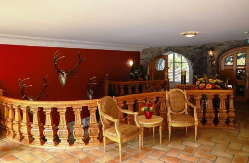 Ausstattung im Hotel Via Salina