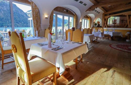 Restaurant am Haldensee im Hotel Via Salina