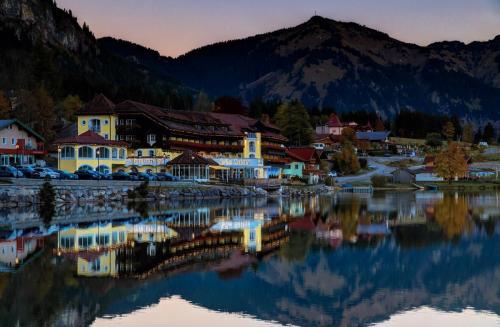 Hotel Via Salina am Haldensee - Tirol