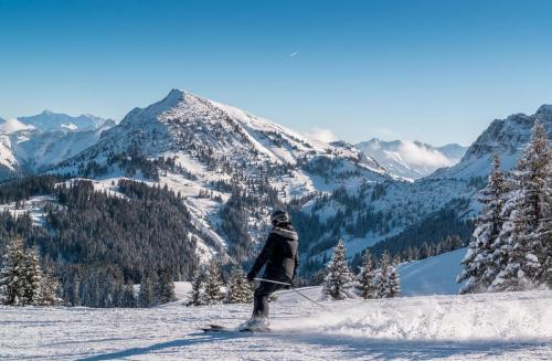 Ski- & Snowboardurlaub am Haldensee im Tannheimer Tal